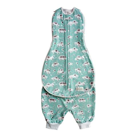 美國Woombie成長包巾0-2T-四季褲款(官網限定) 1