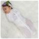 新生兒限定優惠組合(美國WOOMBIE2合1夏日包巾2件+美國WOOMBIE100%有機棉小熊毛巾) 4
